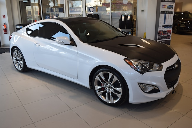 2014 Hyundai Genesis Coupe GT w/ BREMBO'S / CUSTOM INTERIOR / EXHAUST Coupe
