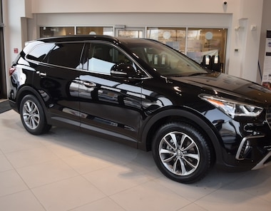 2018 Hyundai Santa Fe XL LUXURY w/ NAVI / PANORAMIC ROOF / LEATHER SUV
