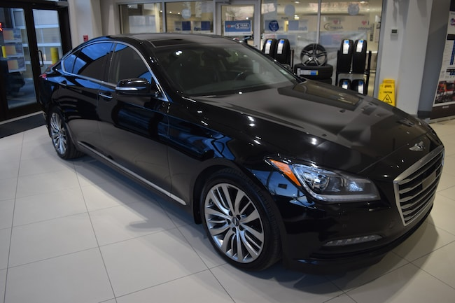2015 Hyundai Genesis ULTIMATE w/ 5.0L V8 / TOP MODEL / ALL OPTIONS Sedan