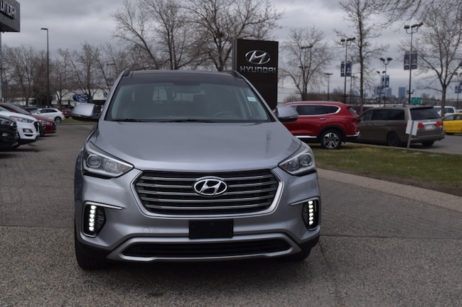 Used 2017 Hyundai Santa Fe XL For Sale at Precision Hyundai | VIN: