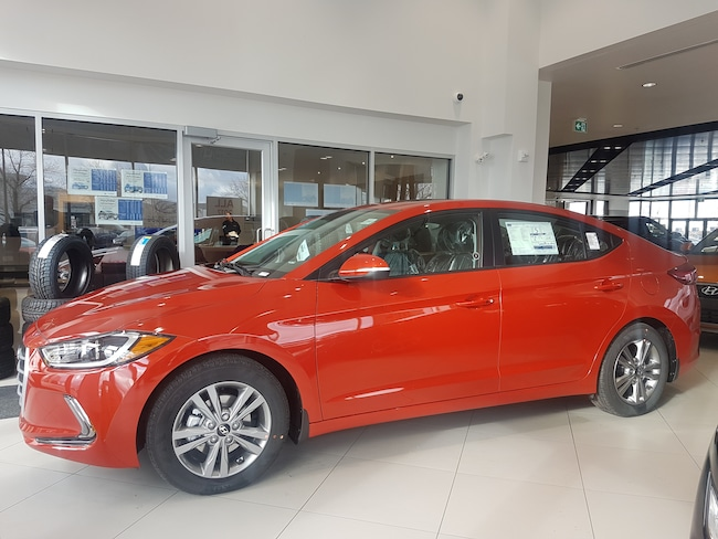 2018 Hyundai Elantra GL SE, Blind Spot det, Sunroof, Htd Steering Whl Sedan