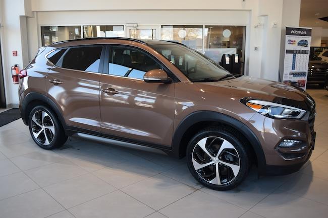 2016 Hyundai Tucson LIMITED w/ NAVI / LEATHER / PANORAMIC ROOF SUV