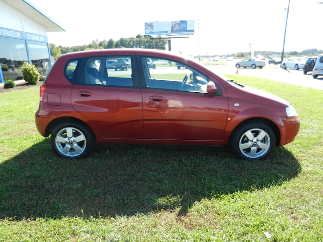 Used 2008 Chevrolet Aveo 5 For Sale At Auto Pros Vin