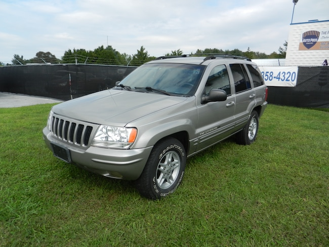 2000 Jeep Grand Cherokee Limited SUV