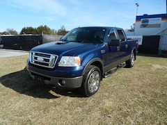 2007 Ford F-150 SuperCrew FX4 Truck SuperCrew Cab