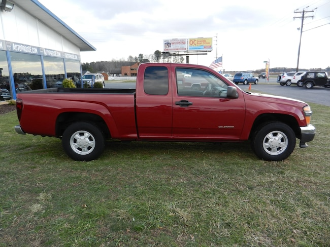 Used 2004 Chevrolet Colorado For Sale At Auto Pros Vin