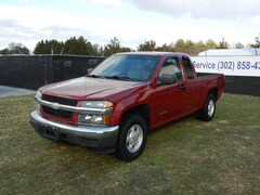 2004 Chevrolet Colorado LS Truck Extended Cab