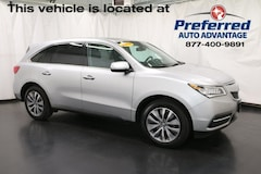 Used 2014 Acura MDX 3.5L Technology Package SUV W4008 in Grand Haven, MI
