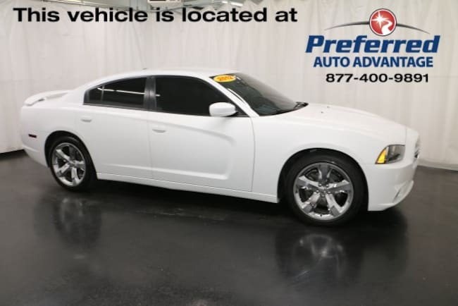 2012 Dodge Charger For Sale >> Used 2012 Dodge Charger For Sale At Preferred Auto Advantage Vin