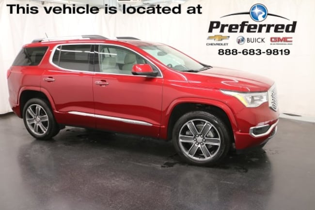 Used 2019 GMC Acadia Denali SUV Grand Haven
