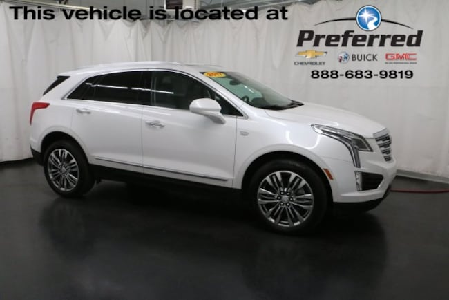 Used 2017 CADILLAC XT5 Premium Luxury SUV in Muskegon, MI