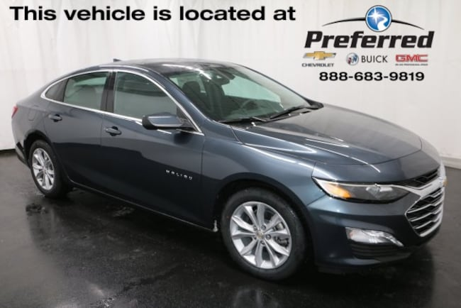 New 2019 Chevrolet Malibu For Sale at Preferred Auto Dealerships