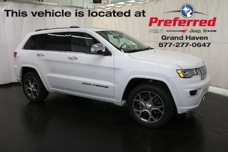 New 2019 Jeep Grand Cherokee OVERLAND 4X4 Sport Utility for sale in Grand Haven MI