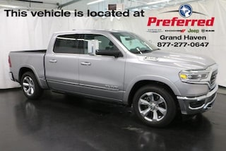 New 2019 Ram 1500 LIMITED CREW CAB 4X4 5'7 BOX Crew Cab for sale in Grand Haven MI