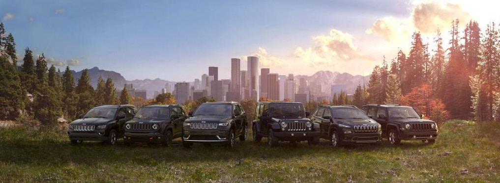 Visit Our Jeep Dealership In Michigan