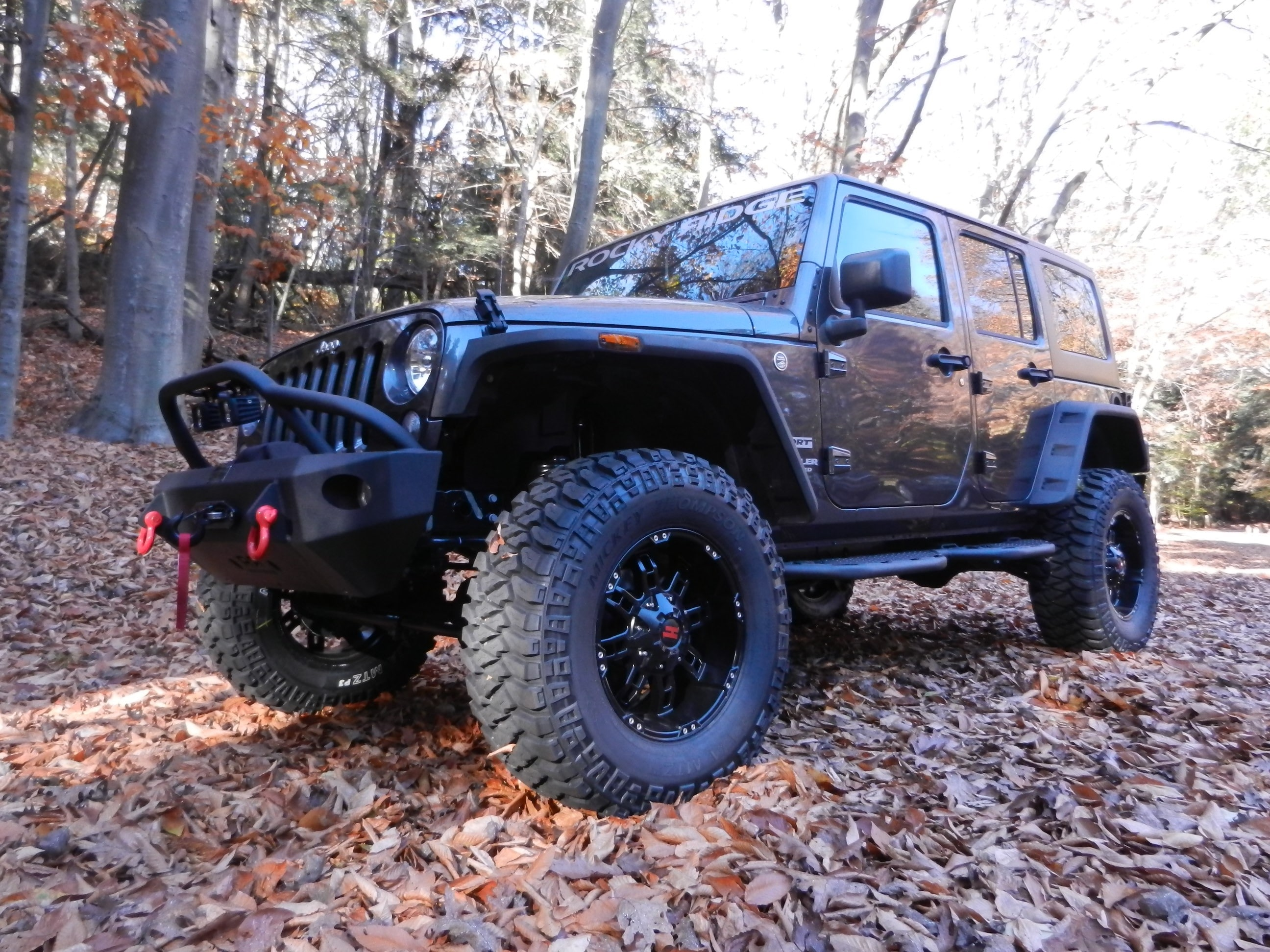 Get Lifted Jeeps And Trucks In West Michigan Preferred Chrysler