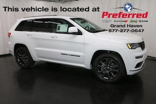 New 2019 Jeep Grand Cherokee HIGH ALTITUDE 4X4 Sport Utility for sale in Grand Haven MI