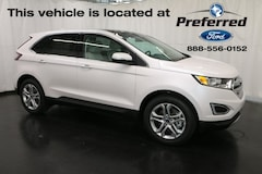 New 2018 Ford Edge Titanium SUV 18595 in Grand Haven, MI