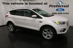 New 2019 Ford Escape Titanium SUV in Grand Haven, MI