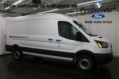 New 2018 Ford Transit-250 Base w/Sliding Pass-Side Cargo Door Van in Grand Haven, MI