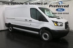 New 2019 Ford Transit-250 Base w/Sliding Pass-Side Cargo Door Van Medium Roof Cargo Van in Grand Haven, MI