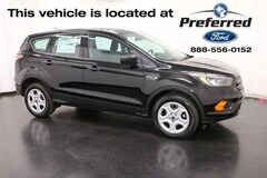 New 2018 Ford Escape S SUV 18508 in Grand Haven, MI