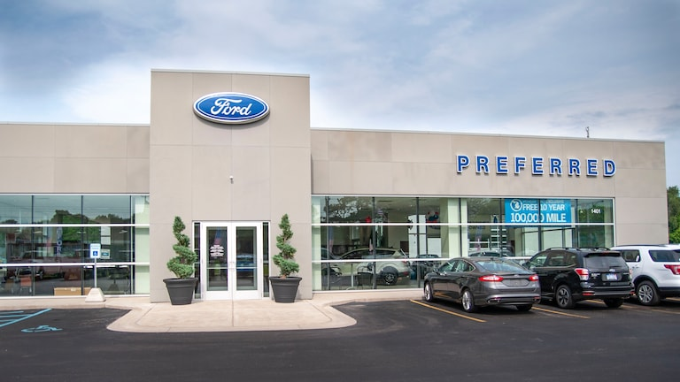 New 2018-2019 Ford & Used Car Dealership in Grand Haven, MI