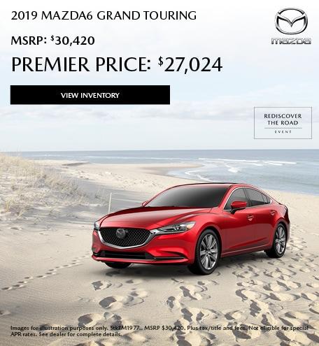 2019 Mazda6 Grand Touring