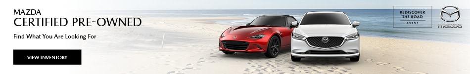 Mazda Certified Pre-Owned