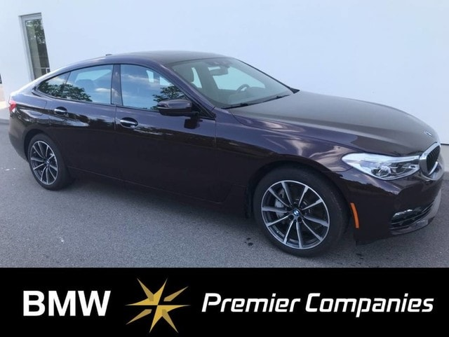 2018 BMW 6 Series 640i Xdrive