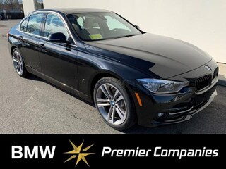 2018 BMW 3 Series 330e Iperformance Plug-In Hybrid Sedan