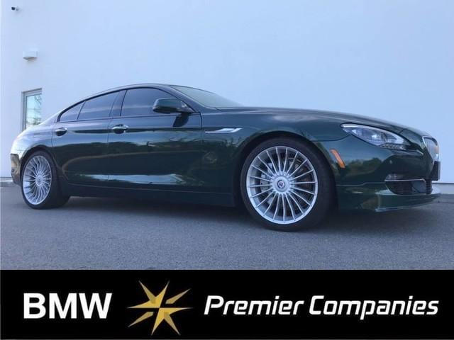 2015 BMW ALPINA B6 Gran Coupe Alpina B6 Xdrive Sedan