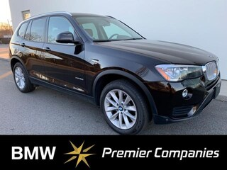 Used 2016 BMW X3 Xdrive28i SUV