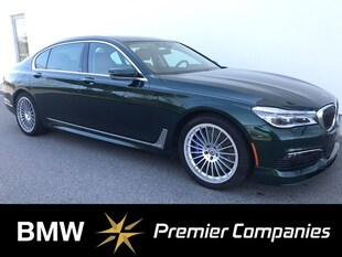2018 BMW 7 Series Alpina B7 Xdrive Sedan Car WBA7F2C51JG856347