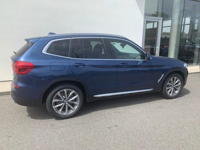 New 2019 BMW X3 xDrive30i Sports Activity Vehicle SAV in