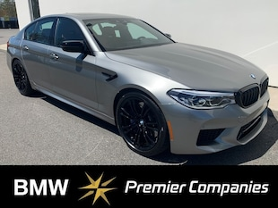 2019 BMW M5 Competition Sedan Car WBSJF0C57KB285788