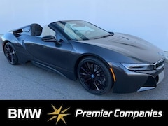 2019 BMW i8 Roadster Convertible WBY2Z6C51KVG98120 for sale in Hyannis, MA at BMW of Cape Cod