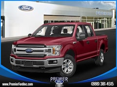 New 2018 Ford F-150 Lariat Truck SuperCrew Cab in Brooklyn, NY