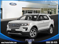 New 2019 Ford Explorer XLT SUV in Brooklyn, NY