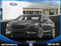 New 2019 Ford Fusion Hybrid SE Sedan 157192 in Brooklyn, NY