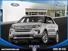 New 2018 Ford Explorer XLT SUV in Brooklyn, NY