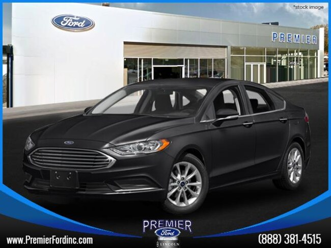 New 2018 Ford Fusion SE Sedan for sale in in Brooklyn, NY