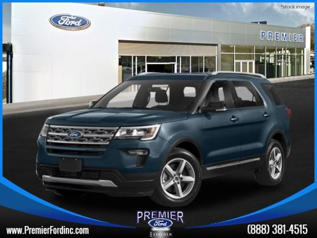 New 2019 Ford Explorer XLT SUV for sale in in Brooklyn, NY