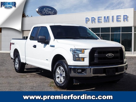 Featured Used 2017 Ford F-150 XL 4x4 XL  SuperCab 6.5 ft. SB for Sale near Ridgewood, NY