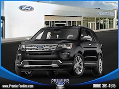New 2018 Ford Explorer Sport SUV in Brooklyn, NY
