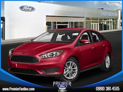 New 2018 Ford Focus SE Sedan in Brooklyn, NY