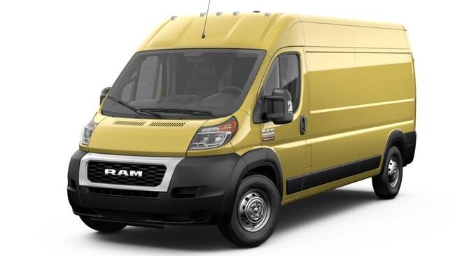 New 2019 Ram ProMaster 2500 CARGO VAN HIGH ROOF 159 WB Cargo Van New Orleans, LA