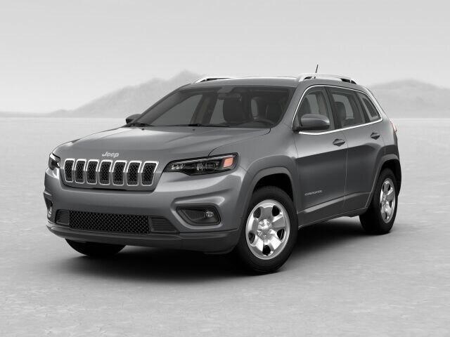 2019 Jeep Cherokee Sport Utility