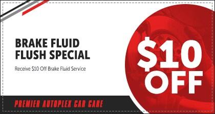 Brake Fluid Flush Special
