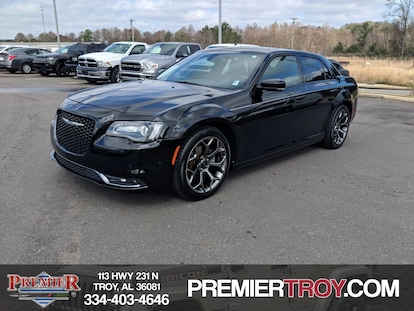 Chrysler 300s For Sale >> Used 2015 Chrysler 300 S For Sale Troy Al